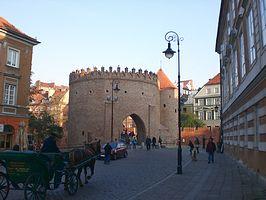 Barbican Warsaw Poland