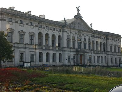 Krasinski Palace Front