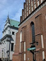 St. John's Cathedral - Jesuit Church Warsaw