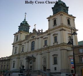 Holly Cross Church