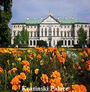 Krasinski Palace Poland