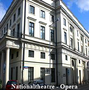 Nationaltheatre Opera Warsaw