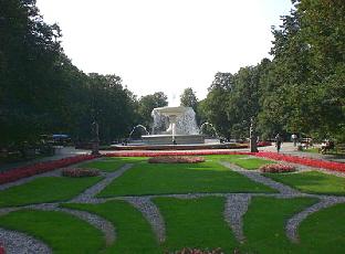 Saxon Gardens