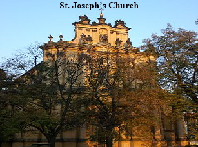 St. Joseph's Church Warsaw