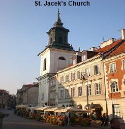 St. Jacek's Church