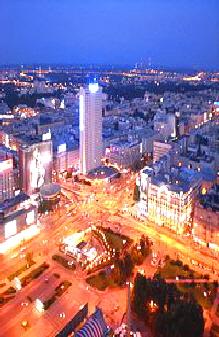 Warsaw Poland Centrum