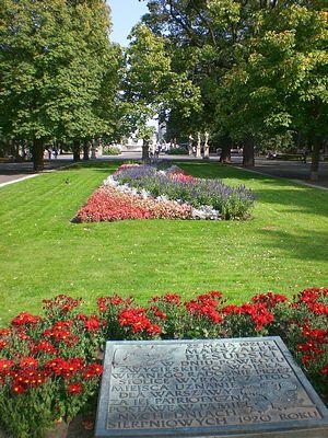 Saxon Garden - Ogrod Saski