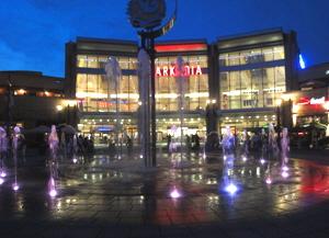 Shopping tour Warsaw
