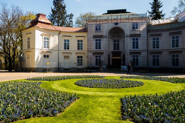 Myślewicki Palace Warsaw