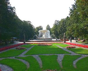 Saxon Garden
